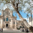 Esterno della Chiesa di San Francesco d'Assisi, Matera