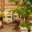 Locale di tendenza nei pressi del centro storico, Matera