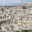 Vista dei sassi dal Piazzale Belvedere, Matera