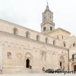 Esterno della Cattedrale della Madonna della Bruna e di Sant'Eustachio, Matera