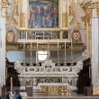 Interno della Chiesa di San Pietro Caveoso, Matera