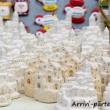 Oggetti venduti nei negozi di souvenir, Matera