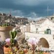 Scorcio della città dal Sasso Caveoso, Matera