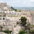 Vista panoramica del Sasso Barisano, Matera