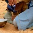 Cerimonia del tè, Mauritania