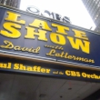 Late Show, New York