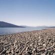 Spiaggia nei pressi di Te anau, Nuova Zelanda