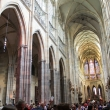 Interno Cattedrale S.Vito, Praga
