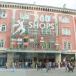 Shopping al centro commerciale Palladium, Praga
