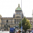 Statua S.Venceslao parte alta omonima piazza, Praga