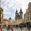 Piazza dell'Orologio, Praga