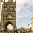 Porta ingresso Ponte Carlo, Praga