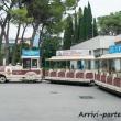 Trenino a Riva del Garda, Trentino - Alto Adige