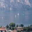 Vista dall'alto di Riva del Garda, Trentino - Alto Adige