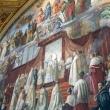 Dipinto presso i Musei Vaticani, Città del Vaticano