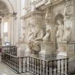Mosè di Michelangelo, Roma