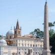 Obelisco a Piazza del Popolo, Roma