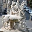 Statue presso Il Campidoglio, Roma