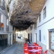 Setenil de las Bodegas in Andalusia, Spagna