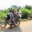 In motorino, Togo