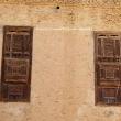 Finestre tipiche nella medina, Tozeur