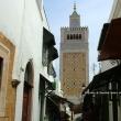 Minareto della moschea Al Zaytuna, Tunisi