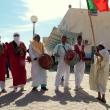 Presso la stazione di Metlaoui, Tunisia