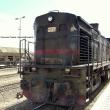 Treno Metlaoui-Redeyef, Tunisia
