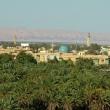 Veduta di Tozeur, Tunisia