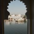 Presso il Jagat Niwas Palace, Udaipur