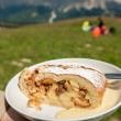 Fetta di strudel di mele, Val Badia