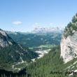 Percorso Capanna Alpina - rifugio Fanes, Val Badia