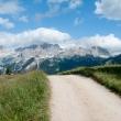 Sentiero presso Pralongià, Val Badia