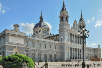 Cattedrale de la Almudena, Madrid
