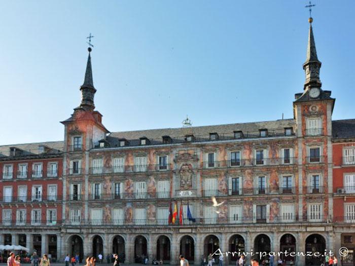 Madrid, come arrivare
