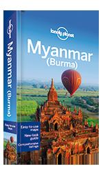 Guida del Myanmar della Lonely Planet