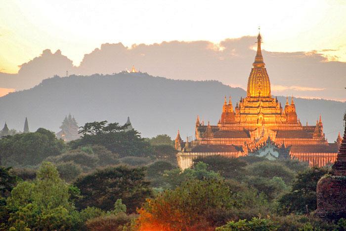 Galleria fotografica del Myanmar
