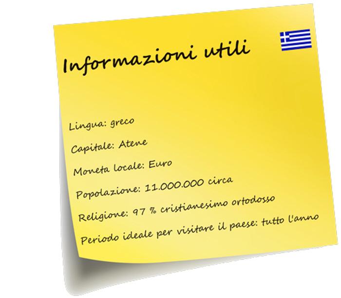 Informazioni utili Grecia