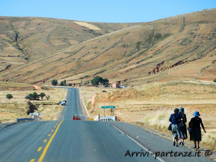 Bolivia, quando andare