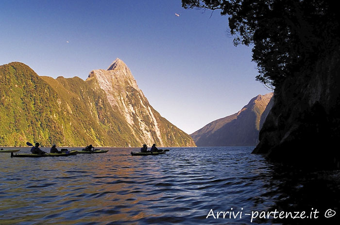 Nuova Zelanda, quando andare