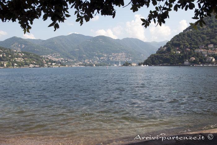 Lago di Como, come arrivare:
