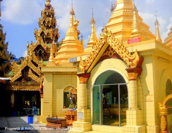 Sule paya - Yangon