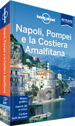 Guida della Costiera Amalfitana della Lonely Planet