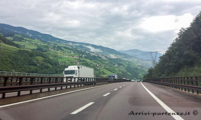 Bolzano, come arrivare
