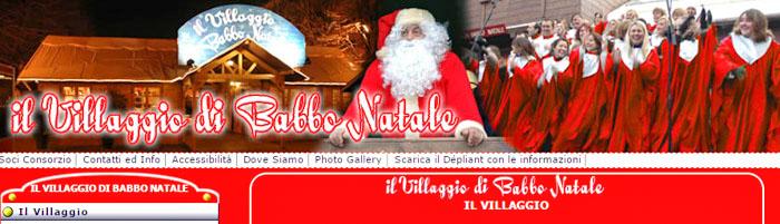 Il villaggio di Babbo Natale, Rivoli (TO)