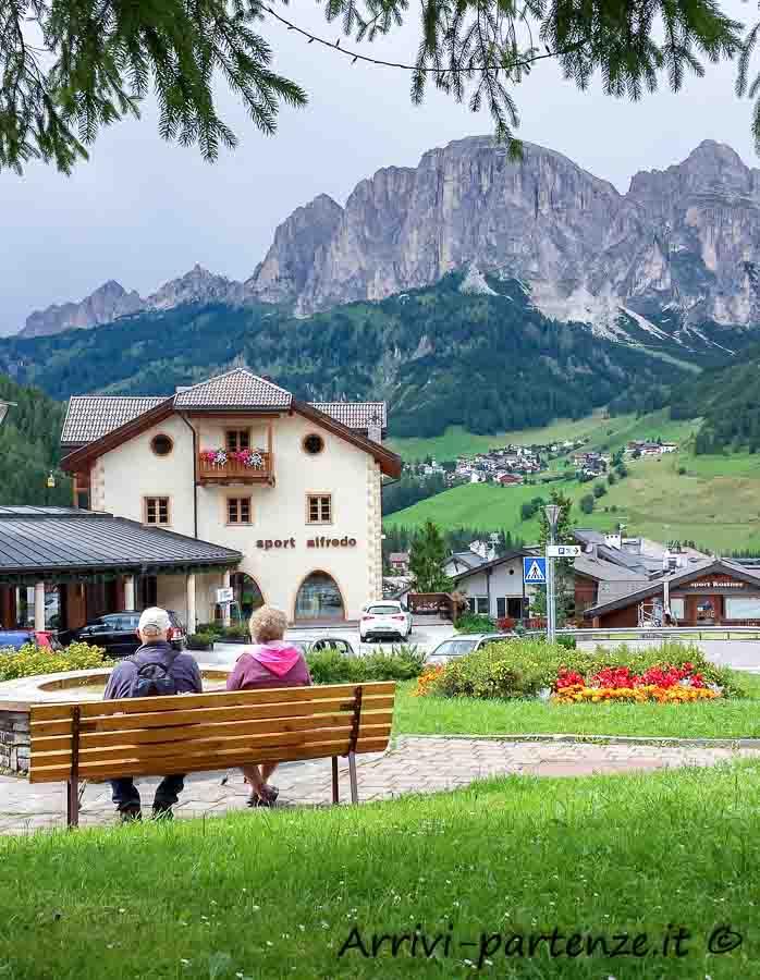 Val Badia, Corvara