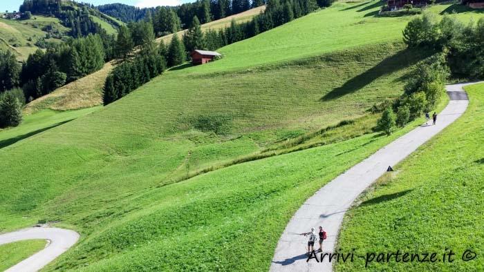 Val Badia, come arrivare
