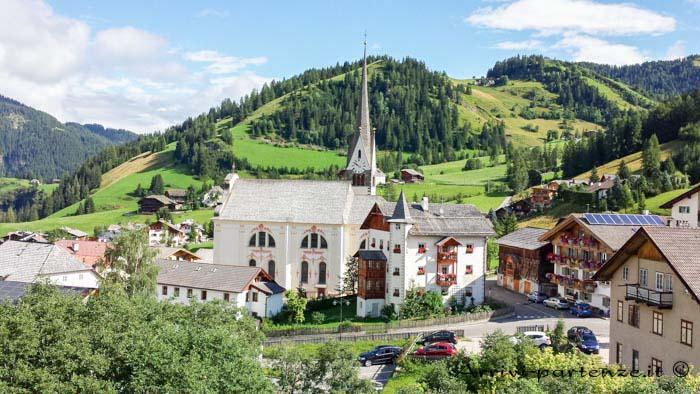 Val Badia, dove dormire