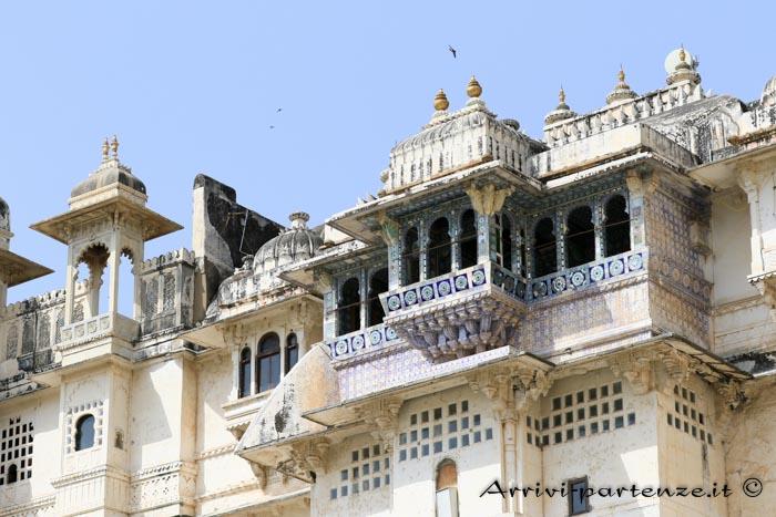 Udaipur cosa vedere e dove dormire: City Palace