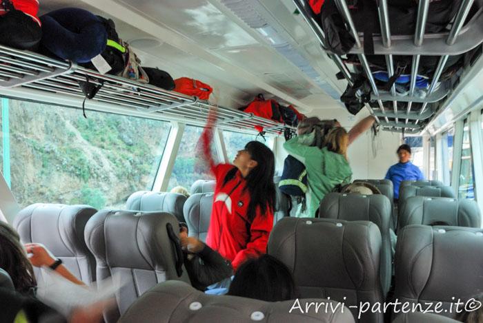 Perù, i trasporti